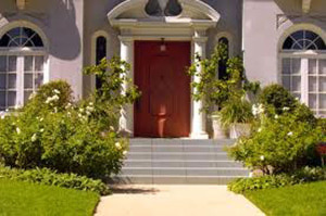 Fen-shui` vhodnoi` dveri